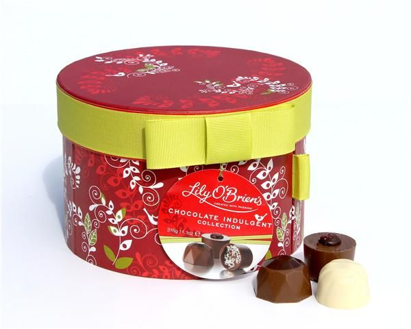Christmas Tower, 24 Chocolates - Available to ship 14th October 2013 available at LilyOBriens.ie