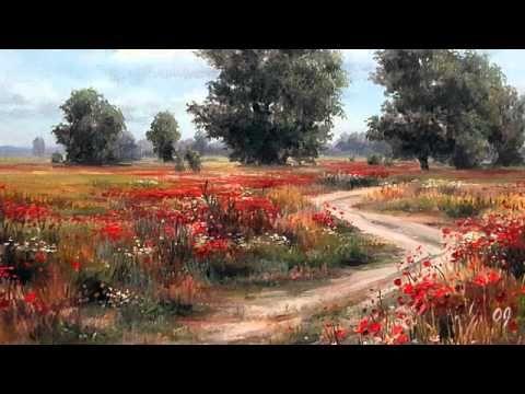 Paintings & Music -(Part.2)- Olga Odalchuk & Ernesto Cortazar