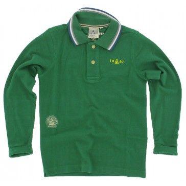 Gaastra - Polo Buntine groen