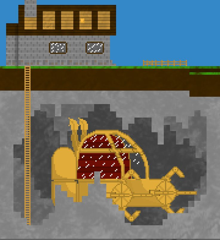 Flux Buddys: The Giant Beneath You can see the creation of this pixel art here: https://www.youtube.com/watch?v=RJDyzXIfga0