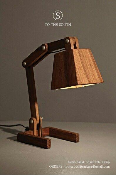 Best 25 Wooden Lamp Ideas On Pinterest Led Lamp Lamp