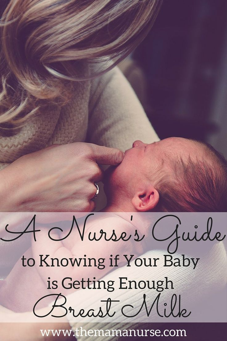 A Nurse's Guide to Knowing if Your Baby is Getting Enough Breast Milk, breastfeeding support, breastfeeding tips and tricks, newborn gaining weight