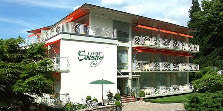 Hotel Schlossberg Badenweiler Germany Hotel black forest