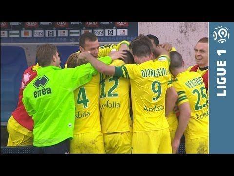 FOOTBALL -  Girondins de Bordeaux - FC Nantes (0-3) - Le résumé (FCGB - FCN) - 2013/2014 - http://lefootball.fr/girondins-de-bordeaux-fc-nantes-0-3-le-resume-fcgb-fcn-20132014/
