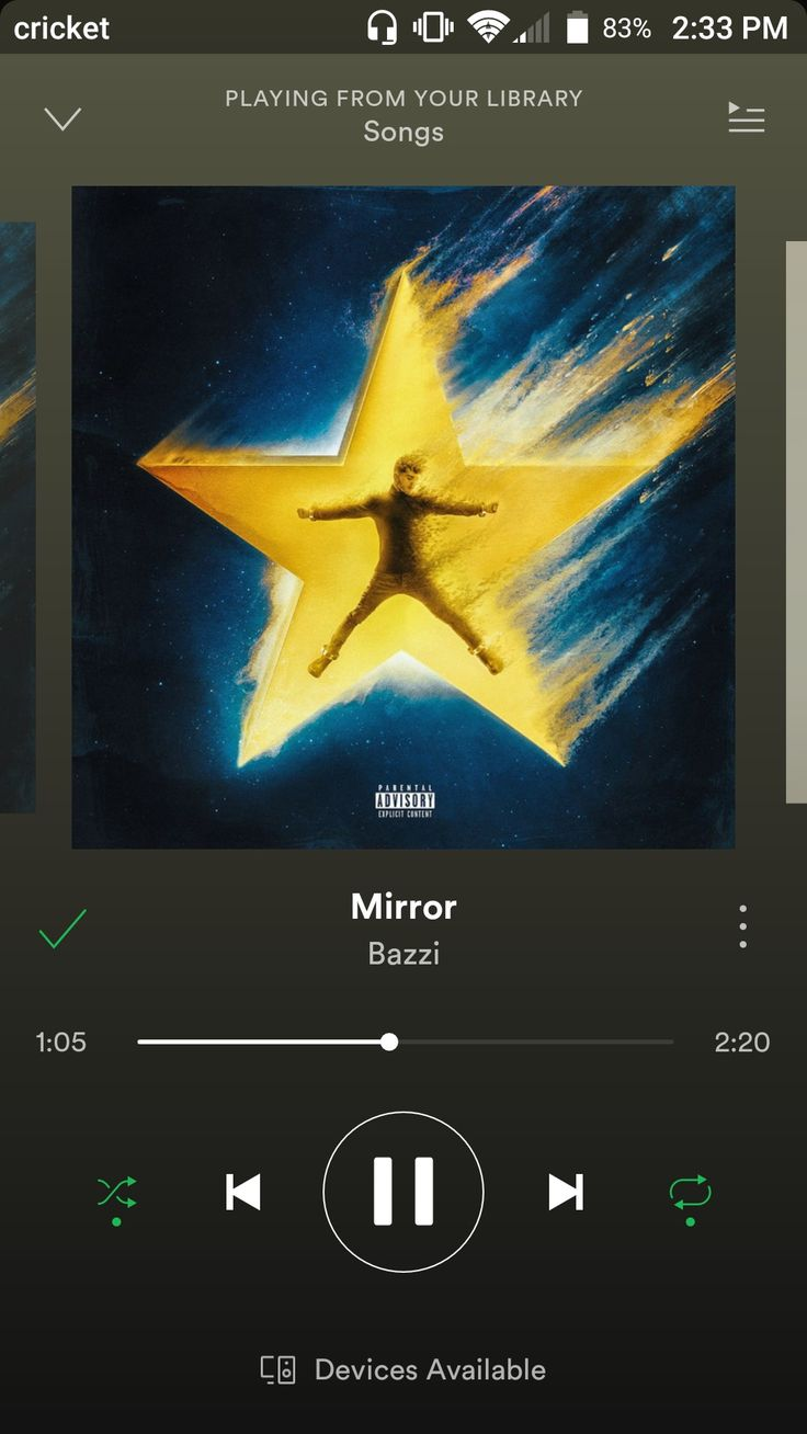 Mirrorbazzi spotify music songs song playlist