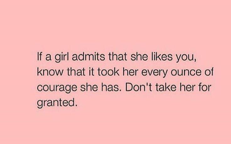 If I admit I like you...