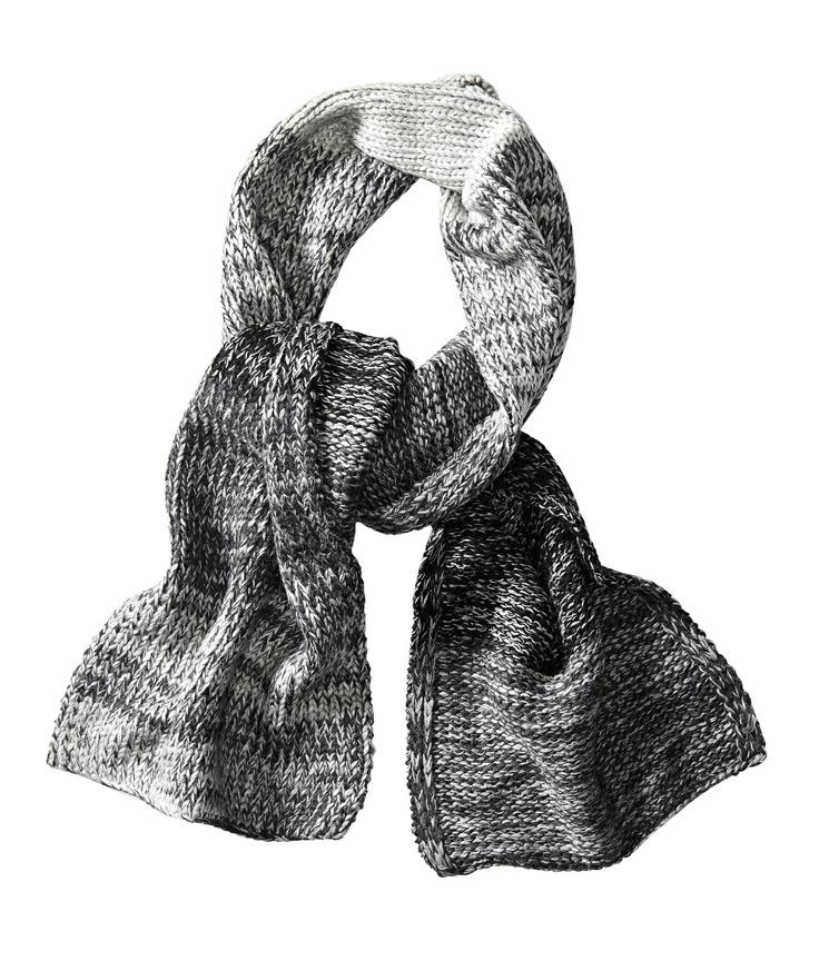 classic staple – claiborne marled scarf