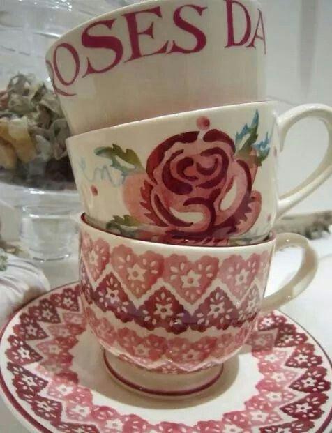 Roses tazas mugs