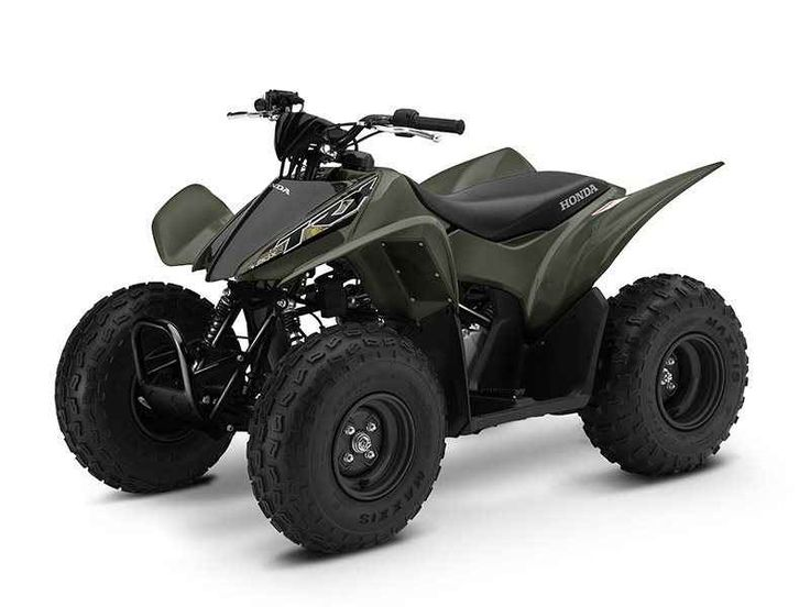 New 2017 Honda TRX®90X ATVs For Sale in Texas. Kids have a lot of choices today: virtual reality, role playing, reality TV, social media. Here's a novel idea, though, and one that never goes out of style: How about real reality? Like getting outdoors, in the sunshine and fresh air and the dirt every kid loves to play in? With a Honda TRX90X, the world is your sandbox. It's the entry-level ATV that's designed to be beginner friendly, yet offers enough sporty performance for anyone who…