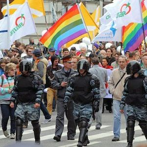 Russia: Parades to demonstrate for gay rights in Moscow and St Petersburg, despite anti-gay law