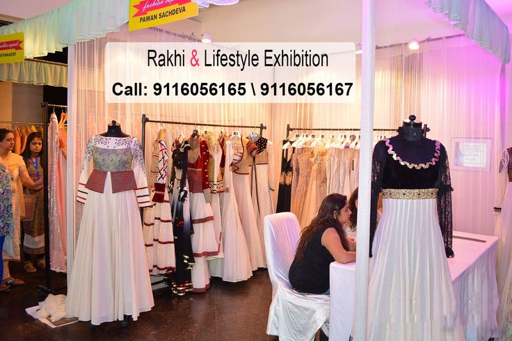 Here's a chance to showcase your brand. Contact: +91-9116056165, +91-9116056167 Address: Crossword building, KK Square, C-scheme Start & End Date- 26th-27th June'17 Timings: 11:00 AM - 9:00 PM #Events #Exhibitions #Rakhi #Lifestyle #DAHLEEZ #CityShorJaipur