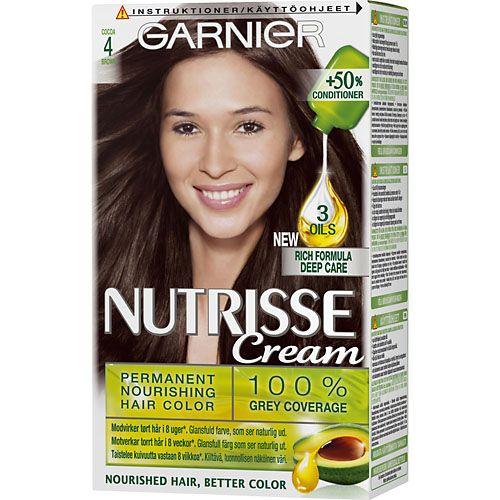 Garnier hårfarge