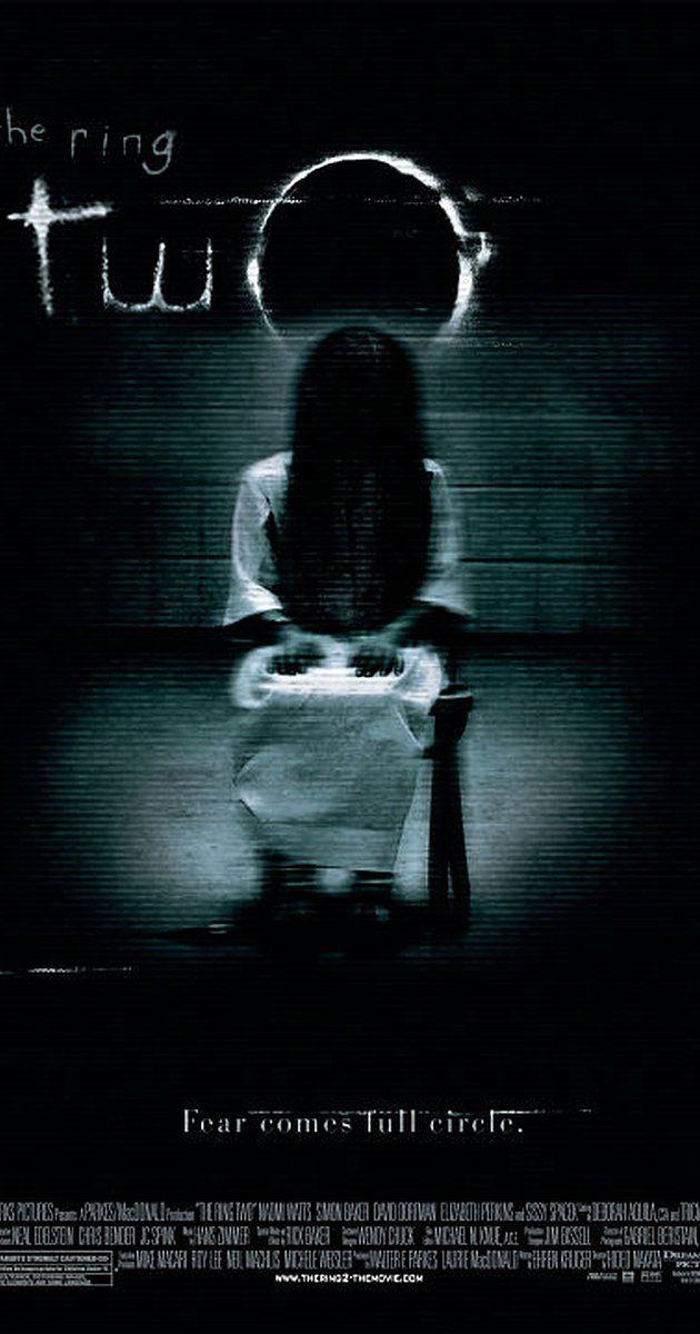 Directed by Hideo Nakata.  With Naomi Watts, David Dorfman, Sissy Spacek, Simon Baker. Six months after the incidents involving the lethal videotape, new clues prove that there is a new evil lurking in the darkness.