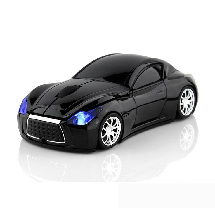 Wireless Mouse Infiniti Sports Car Mouse 2.4Ghz USB Computer Mice Optical with LED Flashing Light //Price: $14.30      #FirstDayOfSummer