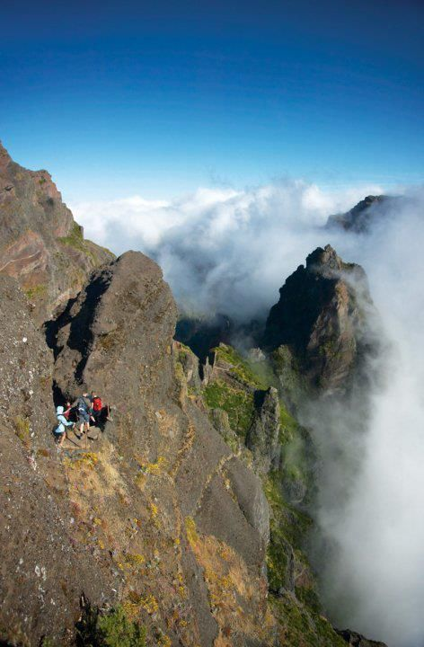 Breathtaking Madeira. #madeira #secretmadeira  http://www.travelandtransitions.com/destinations/destination-advice/europe/madeira-portugal/