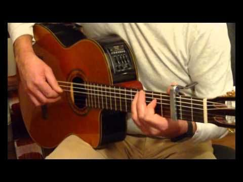 """137 """"Grant Us Boldness"""" Fingerstyle for Guitar - YouTube"""
