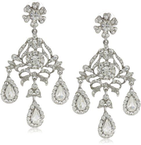 17 Best images about Wedding Earrings – Oversized Chandelier Earrings