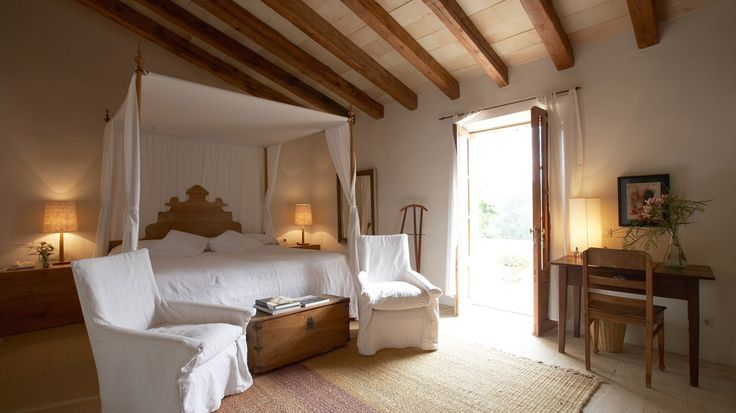 Habitacions en allotjament rural de luxe Són Gener, Hotel amb Spa a Mallorca | Son Gener