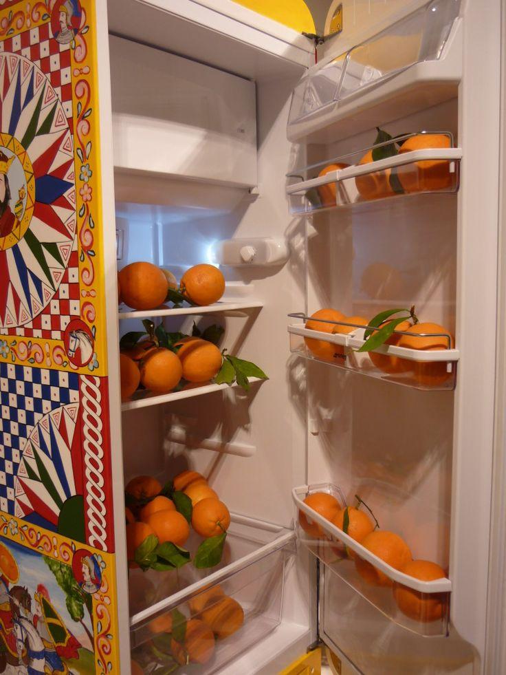 frigorifero d'arte smeg dolce e gabbana