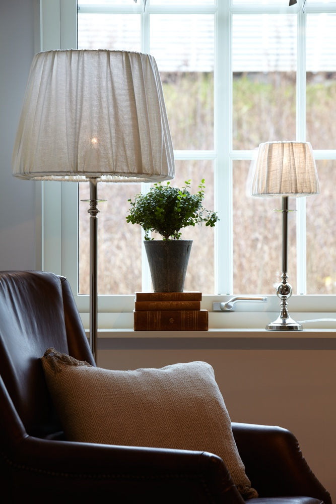 "Floor and table lamp ""Hagen"". New 2012."