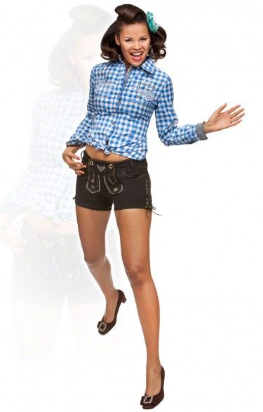 Traditional shorts Roxy blackdevil
