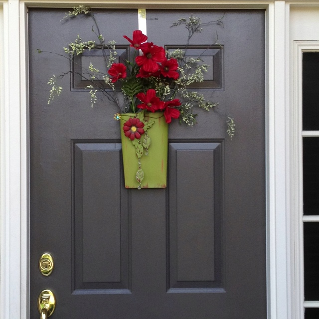 Door Deco From Pier Imports Images Holiday Decor Christmas Wreaths