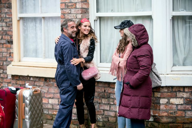 Coronation Street spoiler: Rosie Webster returns to Weatherfield with a bang  - DigitalSpy.com