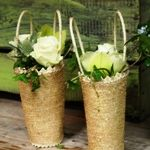 Wedding Flower Girls Baskets