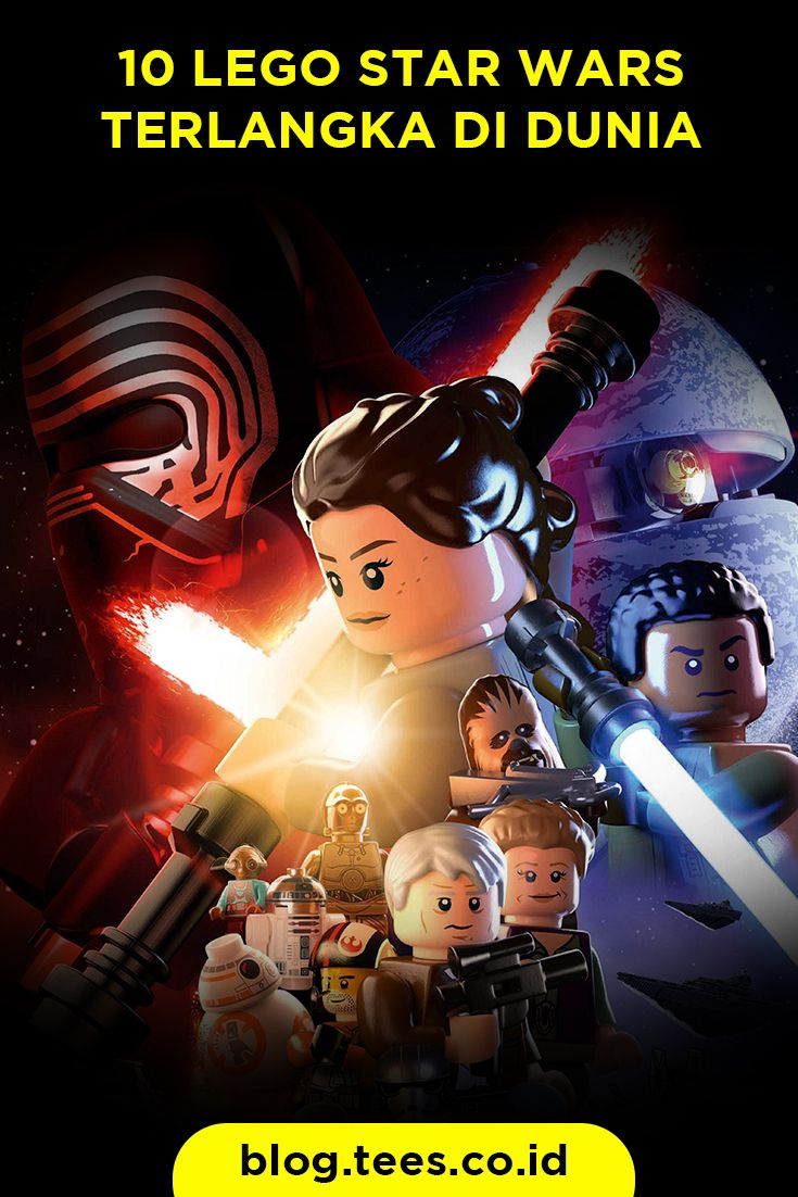 10 LEGO Star Wars Terlangka Di Dunia | Click http://blog.tees.co.id/10-lego-star-wars-terlangka-dunia/?utm_source=pinterest-social&utm_medium=post&utm_campaign=artikel #teesblog #starwars
