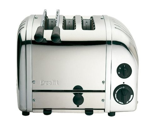 Dualit's Classic Toasters and Kettles