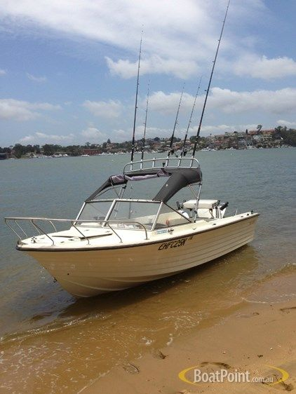 1990 Cruise Craft RANGER V18