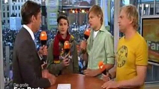 Wilson Ochsenknecht im ZDF