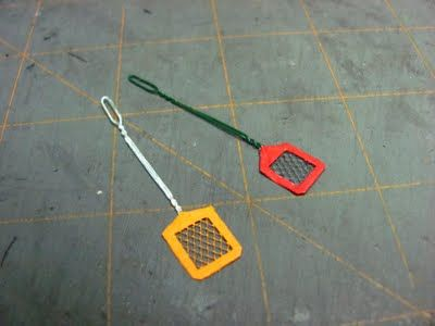 fly swatter-tini