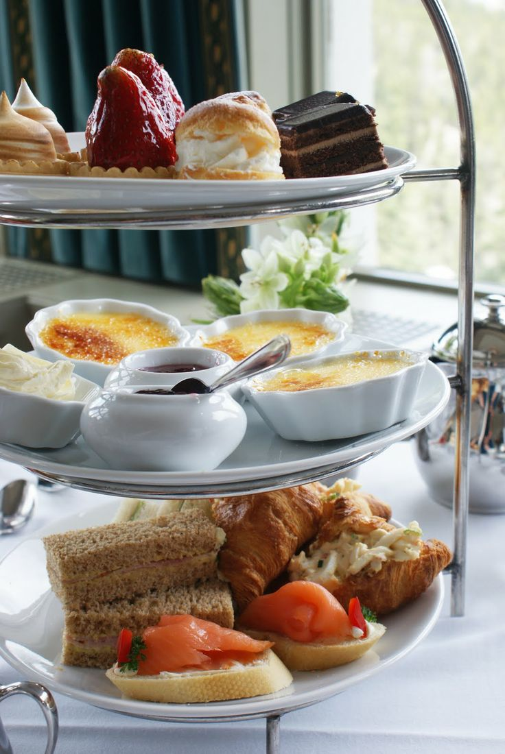 11 Best Images About Afternoon Tea In Canada On Pinterest