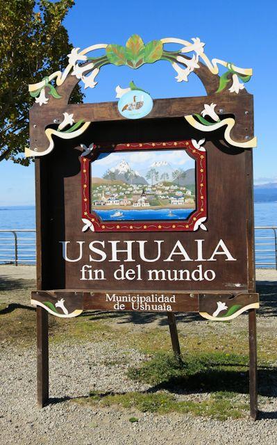Visite à Ushuaia - Argentine - Quoi faire à Ushuaia