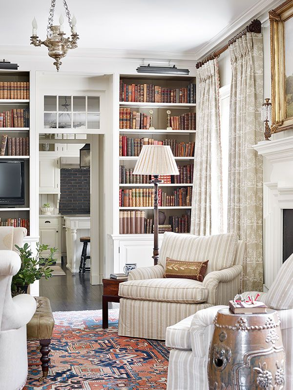 12 modern ways to home interior design step by step bill litchfield designs - Decorating Ideas For Traditional Living Rooms