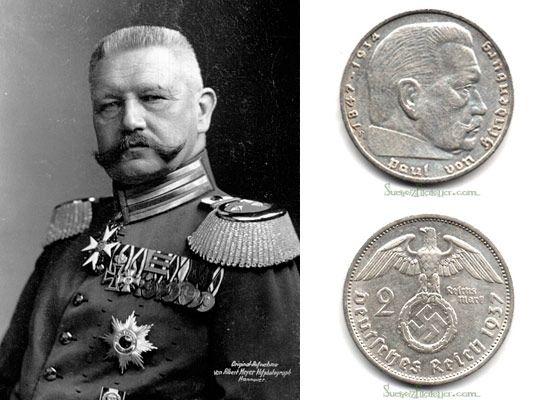 paul-von-hinderberg-moneda-tercer-reich