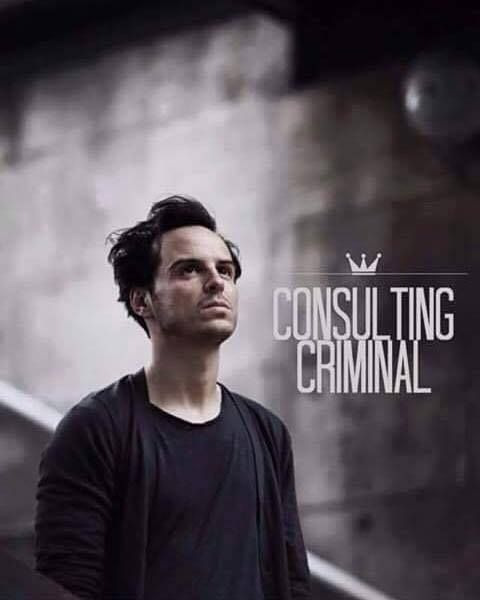 Consulting Criminal ♥                                                                                                                                                                                 Plus