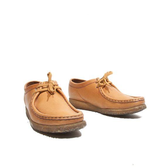 Clarks Slip On School Shoes