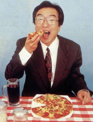 Pac-Man Creator Toru Iwatani