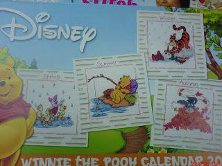 Winnie the Pooh Calendar 2006 WOXS 103 2005
