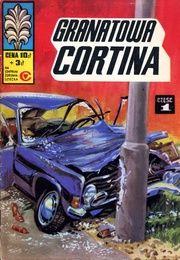 "Seria: ""Kapitan Żbik"" ""Grantowa Cortina"""