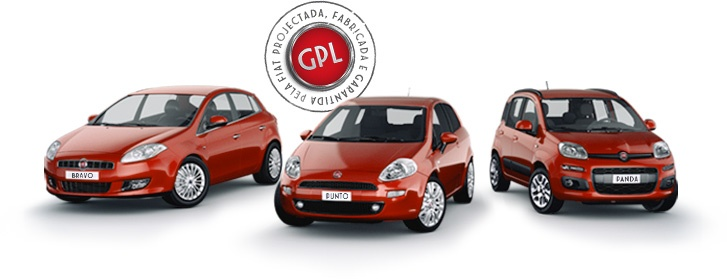 Carros GPL | Fiat GPL Bi-Fuel
