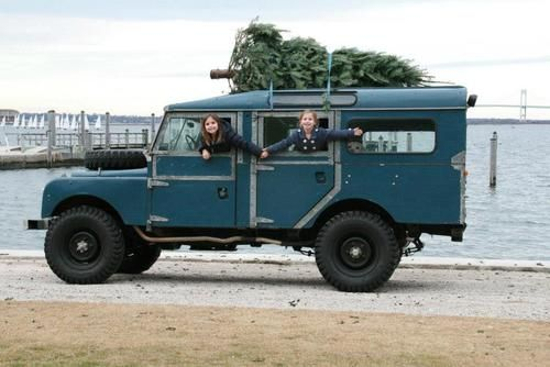 "Series 1 109"" Land Rover"