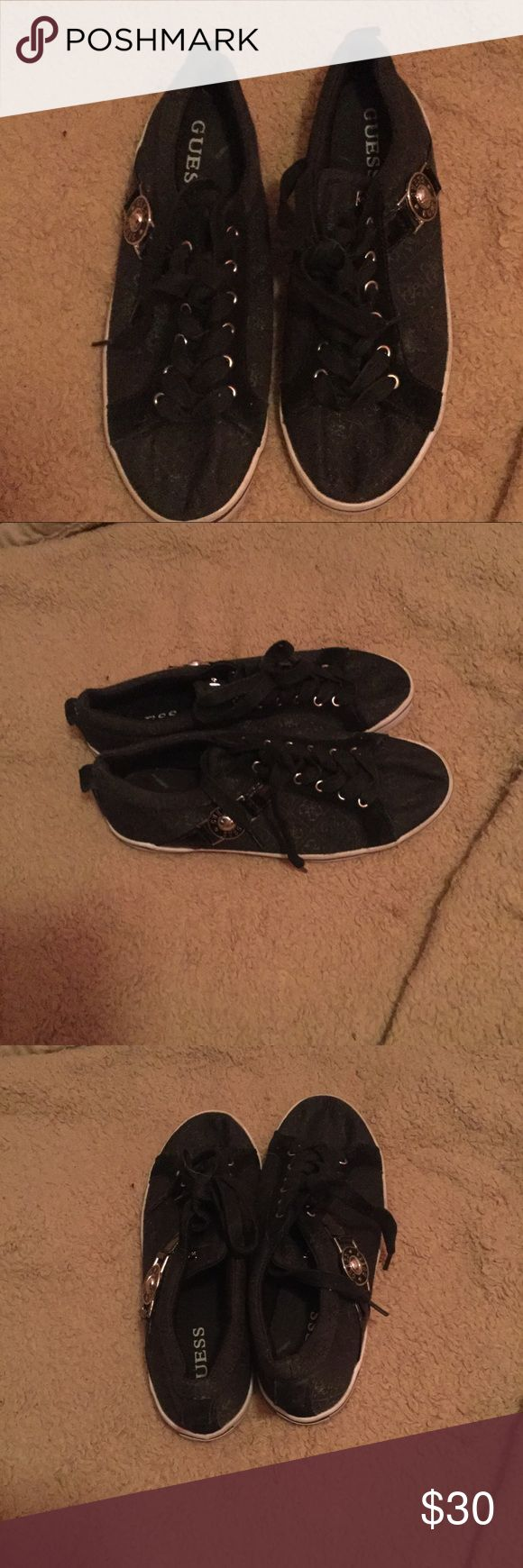 Guess Sneakers In great condition Guess Shoes Sneakers