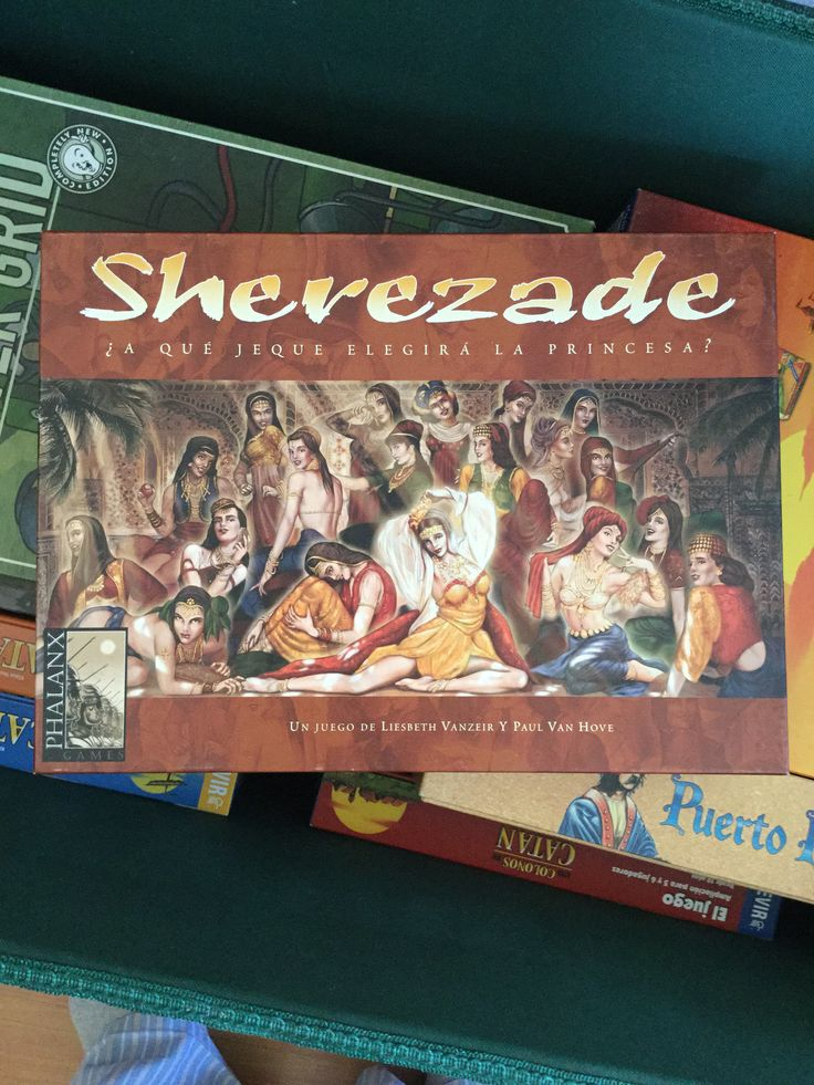 $18.000 - Sherezade