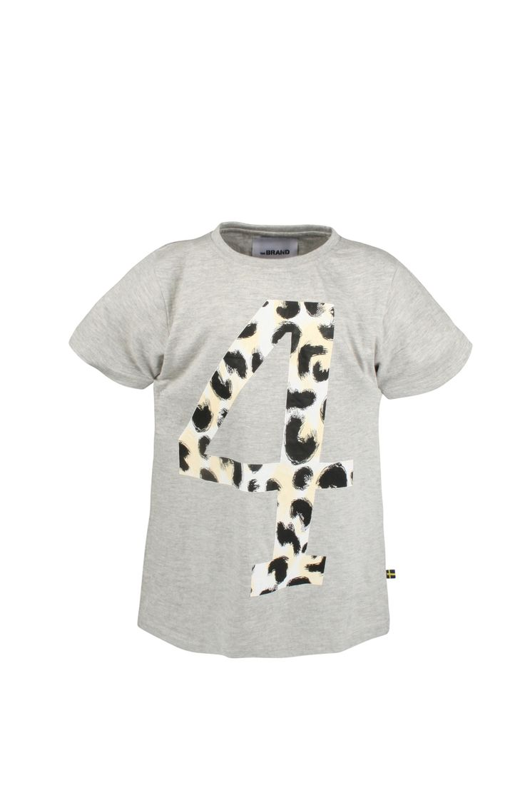 No 4 Tee / The Brand - Söt by Sweden