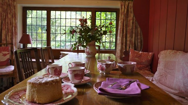 A Joyful Cottage: Tour of The Old Smithy Cottage in Wales