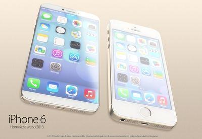 iPhone 6 получит ультратонкий корпус