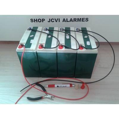(1) Kit 4 Bateria Gel Global 48v 20ah Ciclo Profundo 6-dzm-20 - R$ 1.299,90 no MercadoLivre
